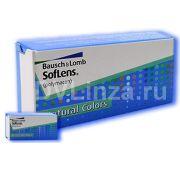 Soflens Natural Colors цветные