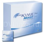 1-Day Acuvue Moist (180 шт)