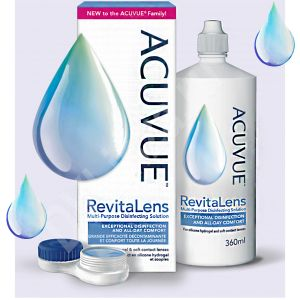 Раствор Complete RevitaLens 360ml