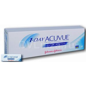1DAY ACUVUE MOIST for ASTIGMATISM