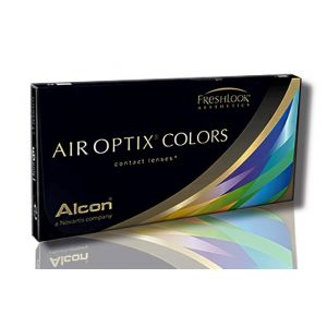 Air OPTIX colors цветные